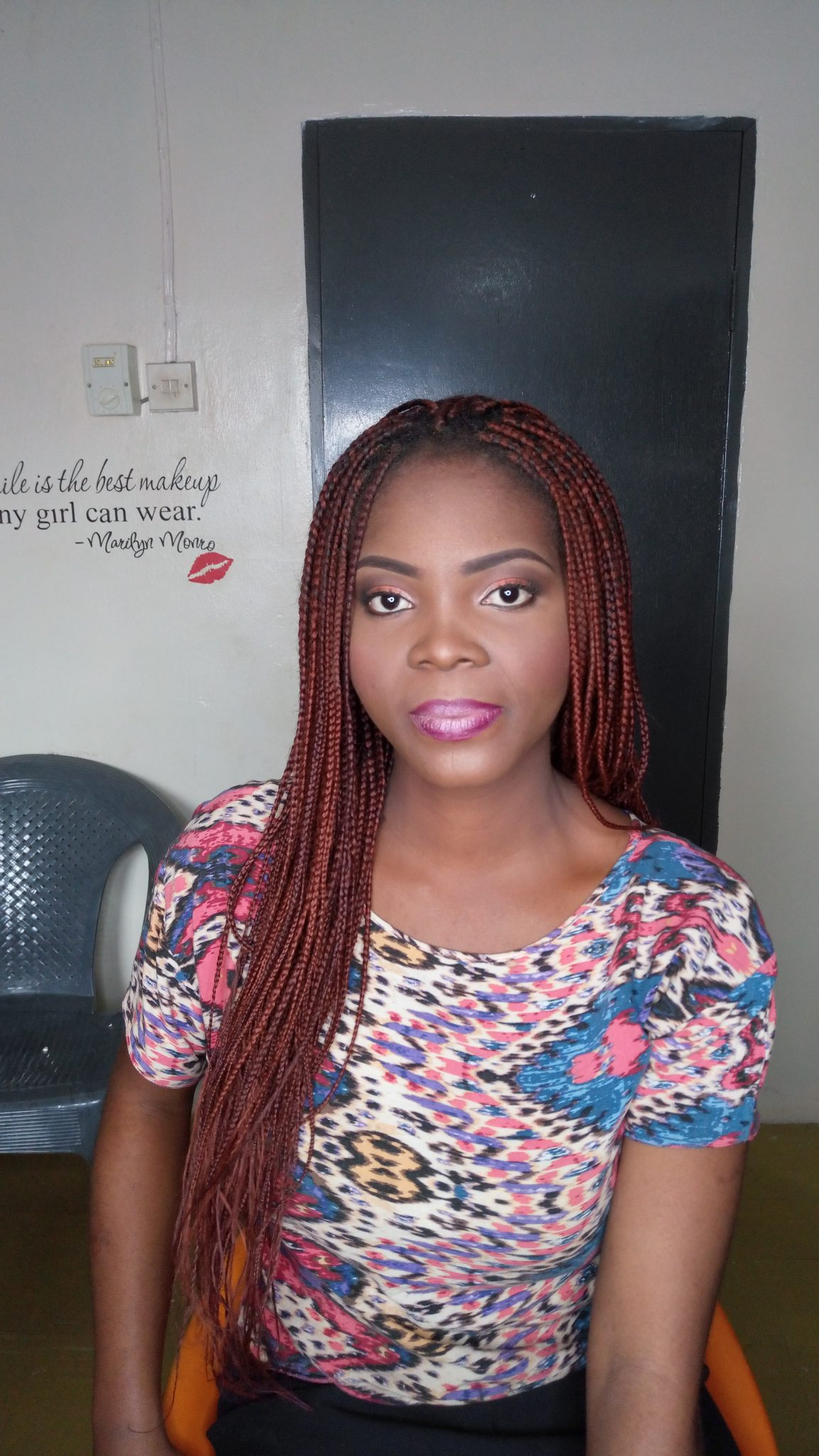 Makeup studio in Ibadan