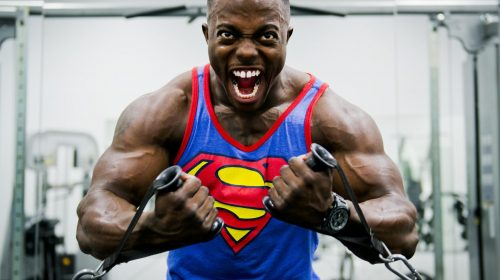 personal trainer in ibadan